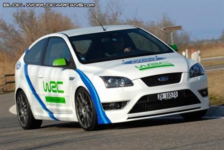 Ford Focus ST WRC