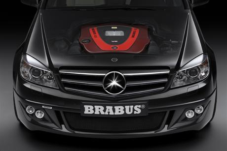 Mercedes Brabus Clase C