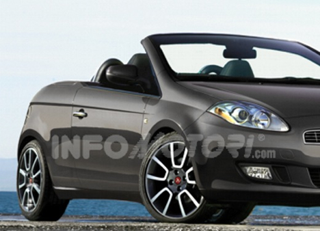 Recreaciones del Fiat Bravo Cabrio