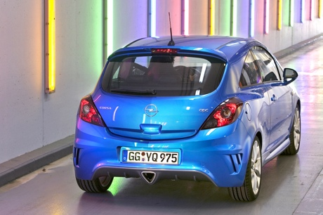 Opel Corsa OPC, más información