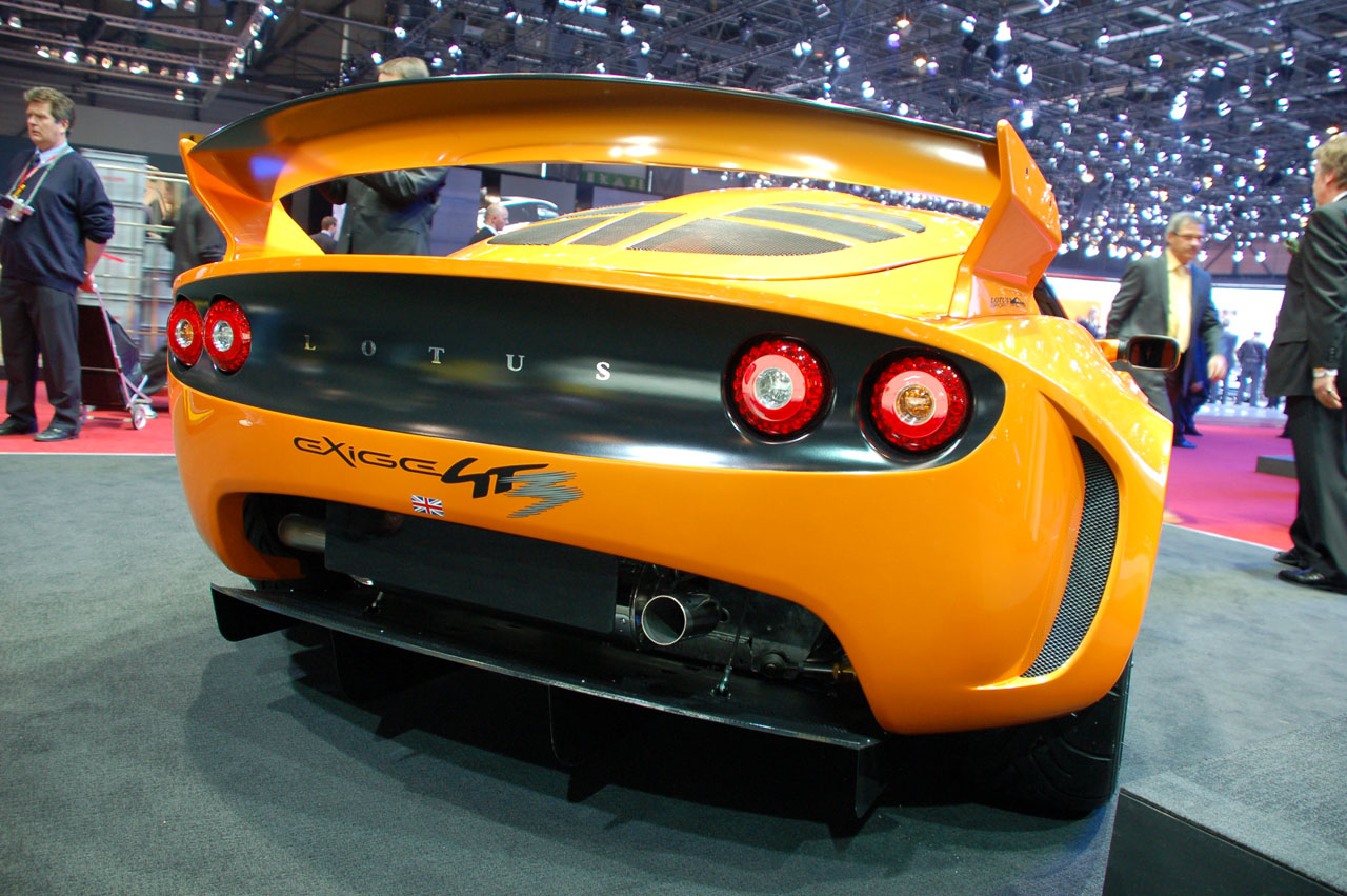 Lotus Exige GT3 Concept