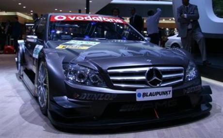 Mercedes Benz C AMG DTM