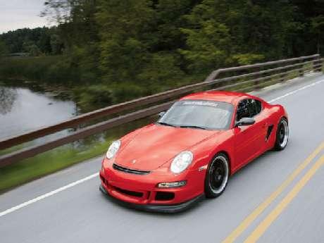 Porsche Cayman GTR