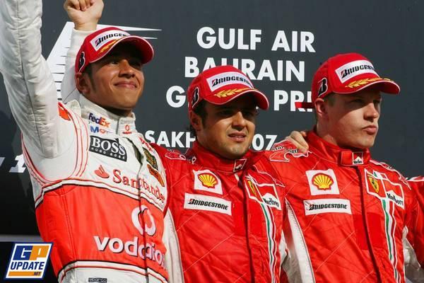 podio bahrein