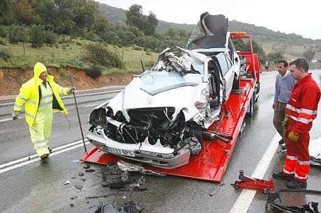 Accidentes Semana Santa