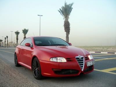 El Alfa GT Super Evo llega a Dubai