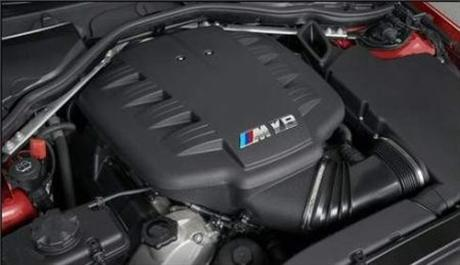 BMW M3 E92, datos técnicos y fotos oficiales