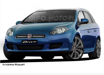 Fiat Bravo SW