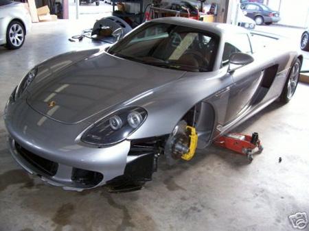 Porsche Carrera GT Redline