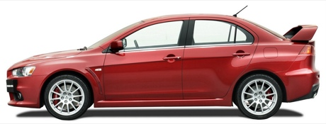 Mitsubishi Lancer Evolution X, imágenes de la versión final