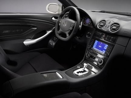 Mercedes Benz CLK 63 AMG Black Series