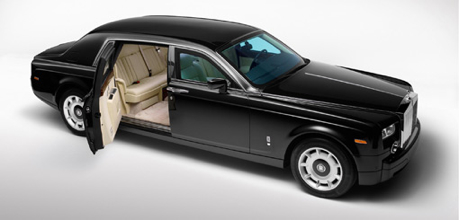 Rolls Royce Phantom blindado