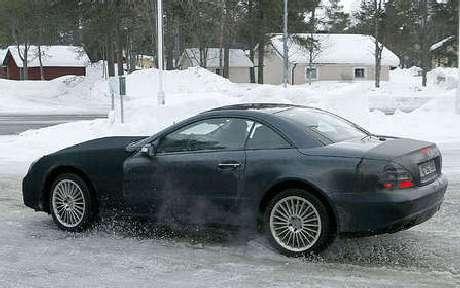 Fotos espía del nuevo Mercedes SL y un repaso general