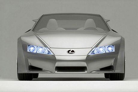 Lexus LX-A