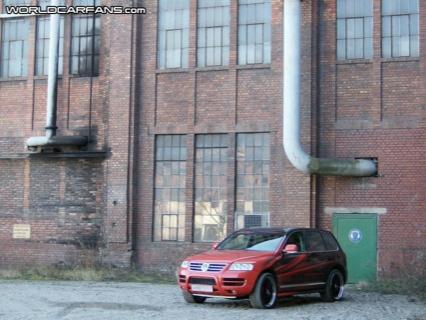 Volkswagen Touareg Edo competition