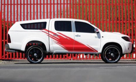 Toyota Hilux Concept