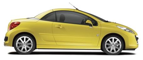 Peugeot 207 Roland Garros