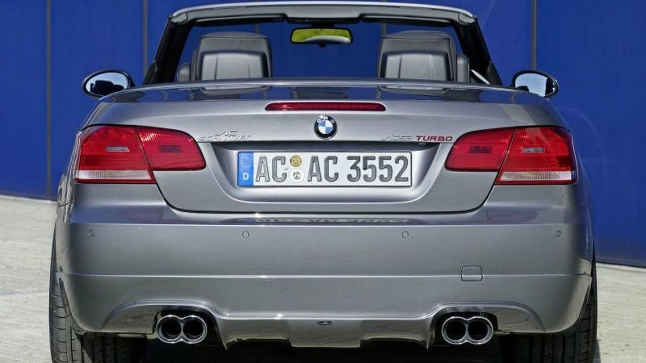 AC Schnitzer ACS3 Convertible, más que un Serie 3 descapotable