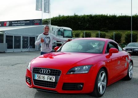 Roberto Carlos Audi TT
