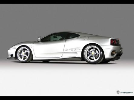 Ferrari 360 Modena por Hephaiss