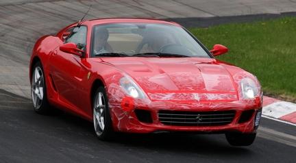 Ferrari 599 Schumacher