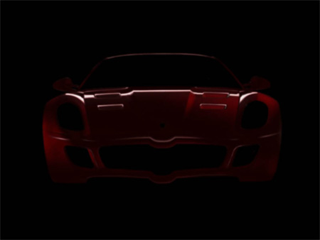 Ferrari 600 GTO