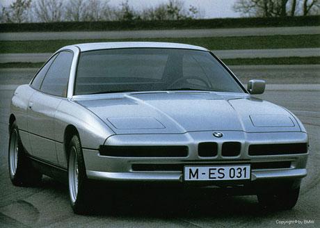 BMW Serie 8, reviviendo la leyenda y el misterio del M8