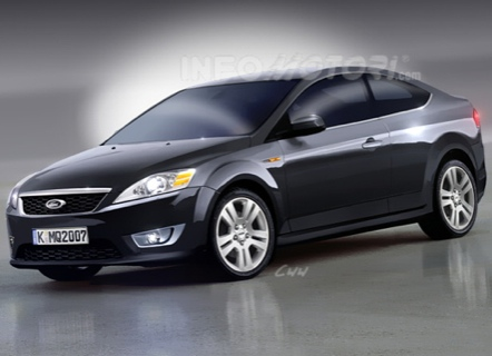 Ford Focus Coupe 2009