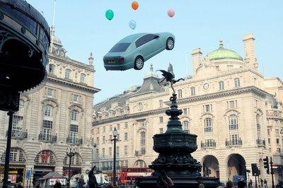 Audi A6 anuncio Ford
