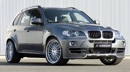 BMW X5 Hamman