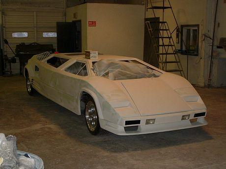 Lamborghini Countach limusina
