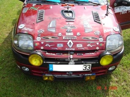 Renault Clio Truñing