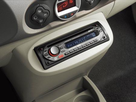 Renault Twingo II, más información