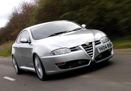 Alfa Romeo GT  Autodelta