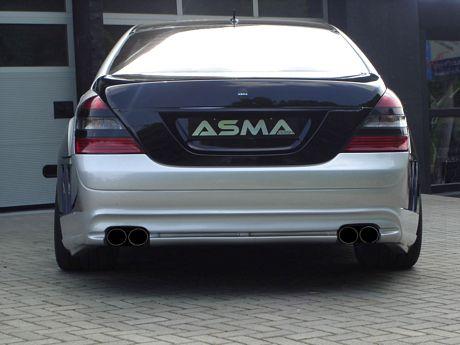 Mercedes Clase S ASMA