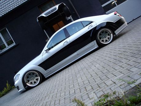Mercedes Clase S ASMA Eagle II