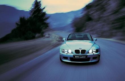 BMW Z3 Linus Torvalds