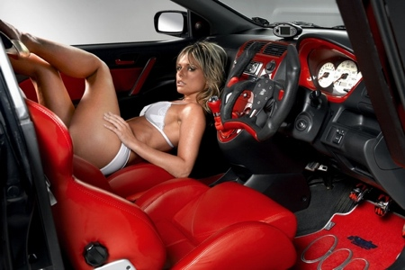 Honda Civic Type R por Simoni Racing