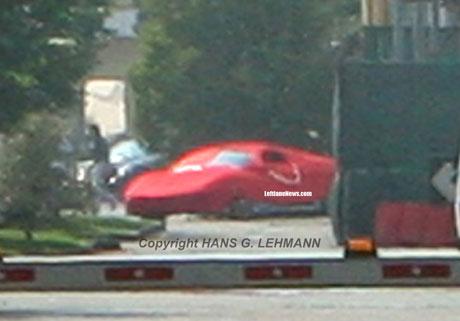 Misterioso Ferrari