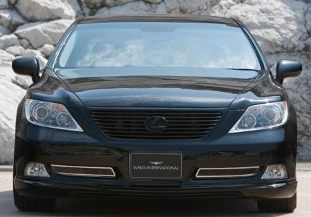 Lexus LS 460 por Wald Internationa