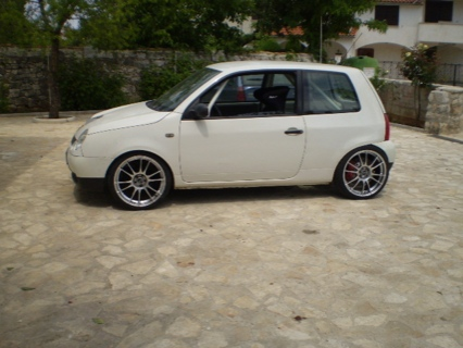Volkswagen Lupo 12 cilindros