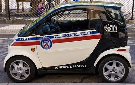 Smart policía