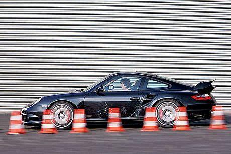 Porsche 911 997 Turbo