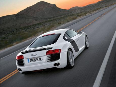 Audi R8 TDi