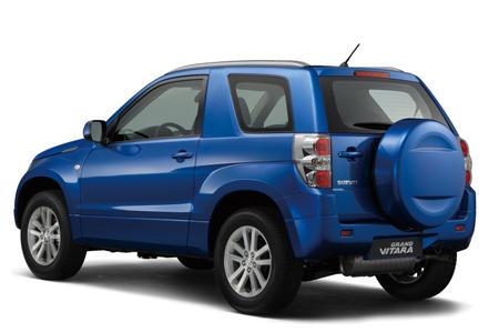 Suzuki Grand Vitara edición Especial