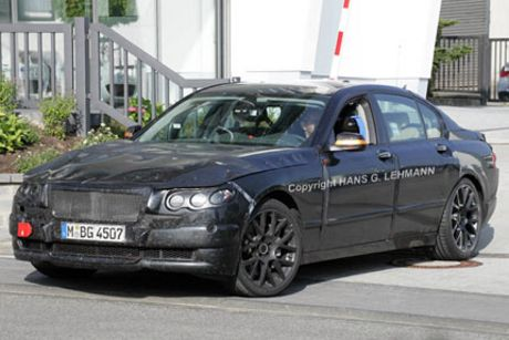 BMW Serie 7 Twin Turbo