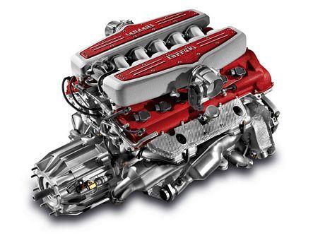 Tecnología de Ferrari
