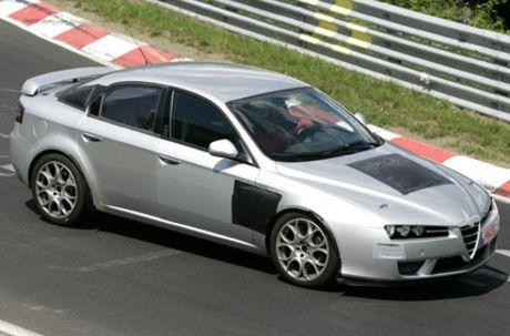 Alfa 159 GTA