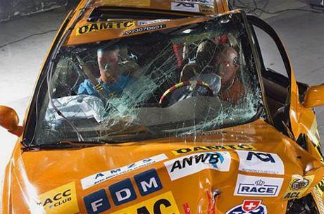 Crash Test Brillance BS6
