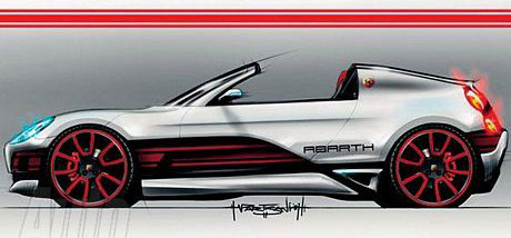 Fiat Abarth Roadster